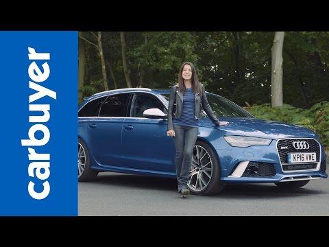 Audi RS6 Avant review - Carbuyer