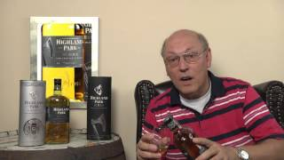 Whisky Verkostung: Highland Park Einar
