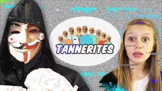 Gingerbread Man HACKS Tannerites Channel! | Ex Project ZORGO Hacker IS The GM!