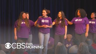 Minnesota youth find healing from trauma through the arts