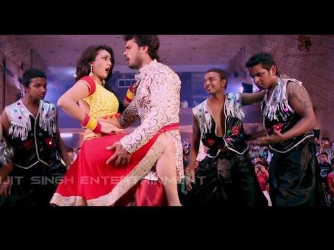 चला चदरा में अदरा | Khesarilal Yadav, Akshra Singh | Bhojpuri Stage Show Live Song