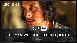 THE MAN WHO KILLED DON QUIXOTE | Clip | HD | Offiziell | Kinostart: 27 September 2018