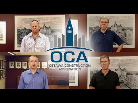 Ottawa Construction Association | Members Testimonials
