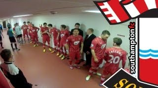 Matchday Uncovered: Southampton vs Liverpool 2012/13