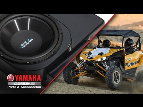 Yamaha YXZ1000R Audio Accessories