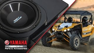 Yamaha YXZ1000R Audio Accessories
