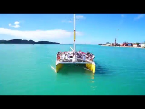 (Antigua Carnival 2016 Soca Music) Menace - Smooth Sailing Official Music Video