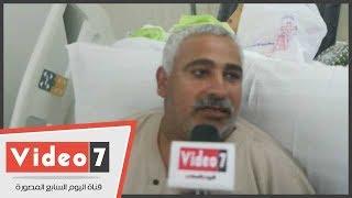 """سائق أتوبيس حادث المنيا يروى تفاصيل الاعتداء الإرهابى: """"عملت نفسى ميت"""""""