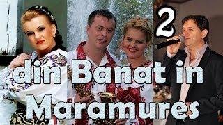 Din Banat in Maramures Vol. 2 - Colaj 2015 (cele mai frumoase melodii din Ardeal)