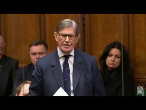 Brexit, [Article 50] Bill Debate - William Cash 31 Jan 2017