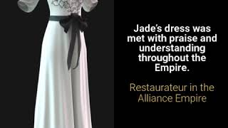 Jewelry and Couture of the Alliance Empire (Renascence Alliance Book 9) Teaser