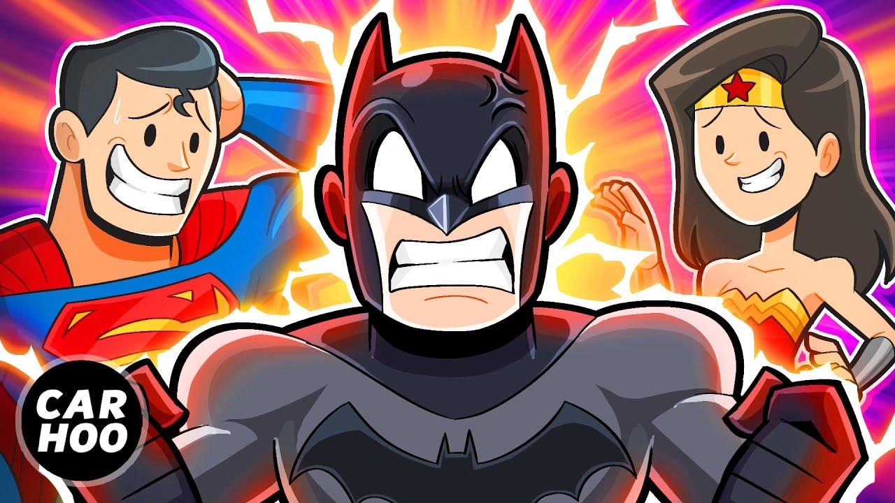 Download BATMAN HAS NO SUPERPOWER ?