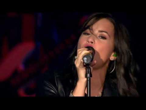 08. Demi Lovato - Remember December (Live At Wembley Arena)