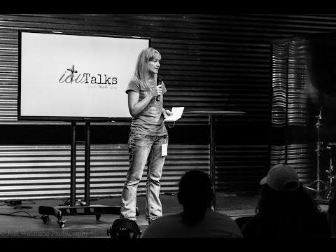 icuTalks: Single. Divorced. Marriage - Sept. 20, 2016 - Cortney Donelson