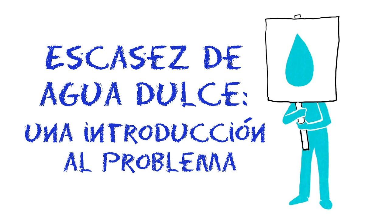 La escasez de agua dulce: Una introducción al problema - Christiana Z. Peppard