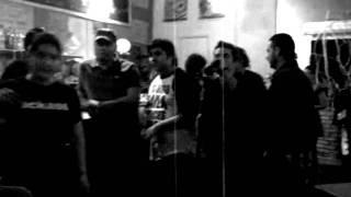 Rachid Setouty en Morelia, Limbo Bar Boulevar.