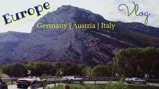 Europe Alpine Passes Vlog | Germany, Austria, Italy