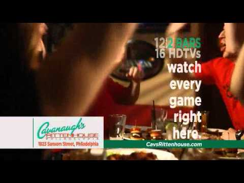 Cavanaugh's Rittenhouse Sports Bar and Grill Philadelphia
