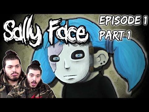 LIVING IN A MURDA HOTEL!! | Sally Face Episode 1 (Part 1)