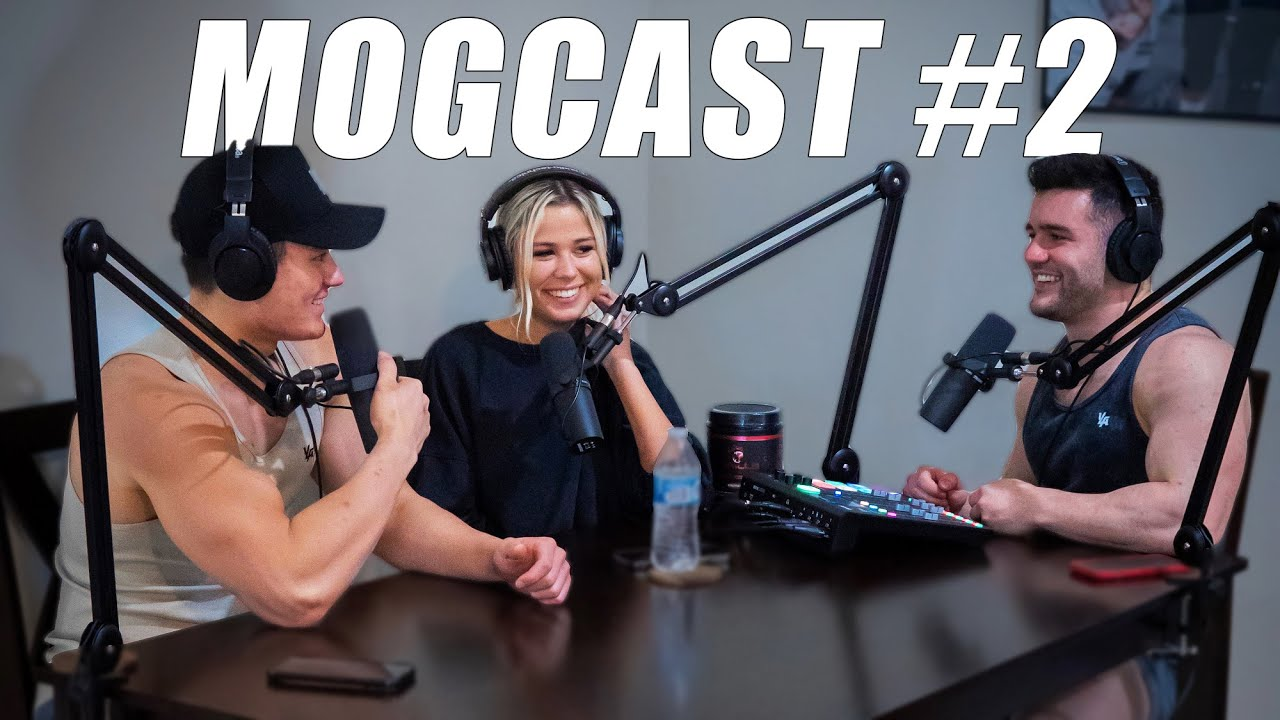 MOGCAST #2: Noelle Leyva Worst Hook Up Stories & What Girls Really Want