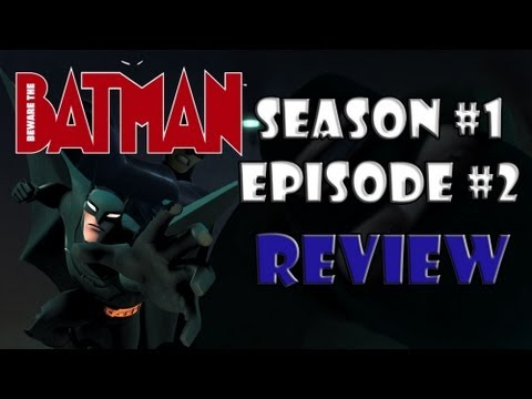 "Beware the Batman S1E2 ""Secrets"" Review"