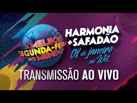 AMSM 18 - Harmonia do Samba + Wesley Safadão | Transmissão Ao Vivo | 08/01/2018