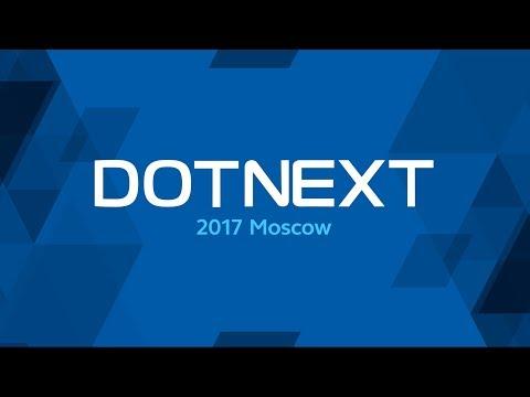 DotNext 2017 Moscow.  Прямая трансляция из первого зала. День 1.