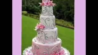WOW WEDDING CAKE TERMEWAH DAN TERINDAH DI DUNIA IMPIAN PERNIKAHAN MEWAH