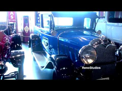 Heritage Park Gas Museum