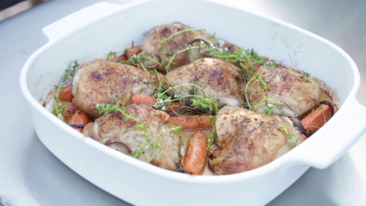 Al Fresco Pizza Oven - Roast Chicken