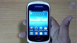 Samsung GALAXY MUSIC DUOS Unboxing & Hands on REVIEW HD by Gadgets Portal
