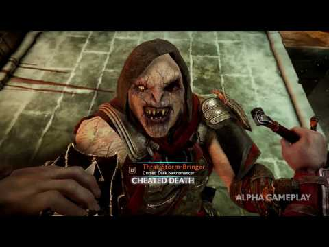 Middle-Earth: Shadow Of War Gameplay