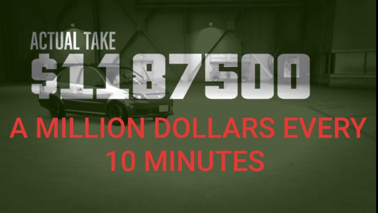 Download Gta 5 bogdan heist glitch 1 million every 10 mins
