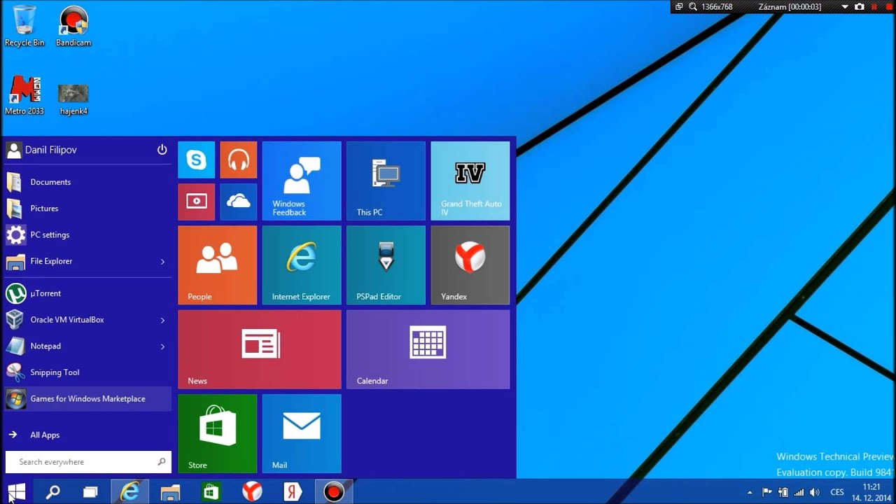 Windows 10 Build 9841 Iso Download 2016