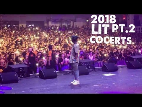 2018 LIT CONCERTS (Compilation) PT.2 CRAZY LIT!
