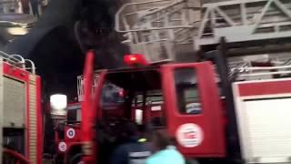 Пожар в Алании 03.06.17/ Fire in Alanya 03.06.17