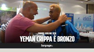 Europei atletica Berlino, Yeman Crippa è bronzo nei 10mila metri: