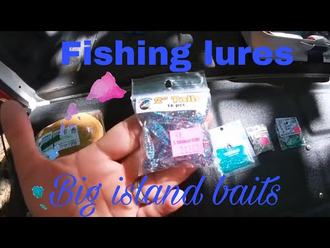 BEST FISHING LURES, Blue Fine/moi Snappers/omilu,ulua