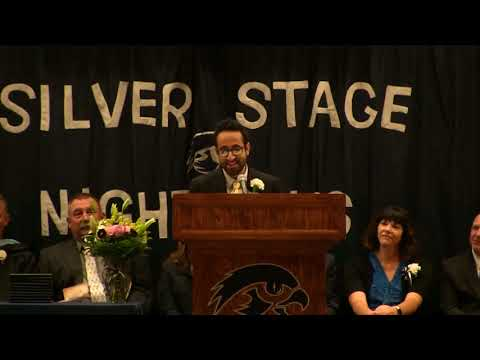 Silver Stage High School Commencement Speech (Class of 2018)
