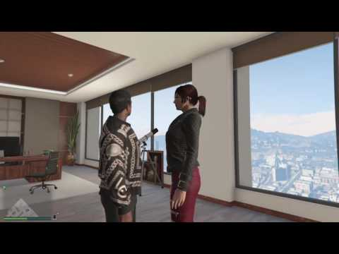 GTA 5 with worst player ever