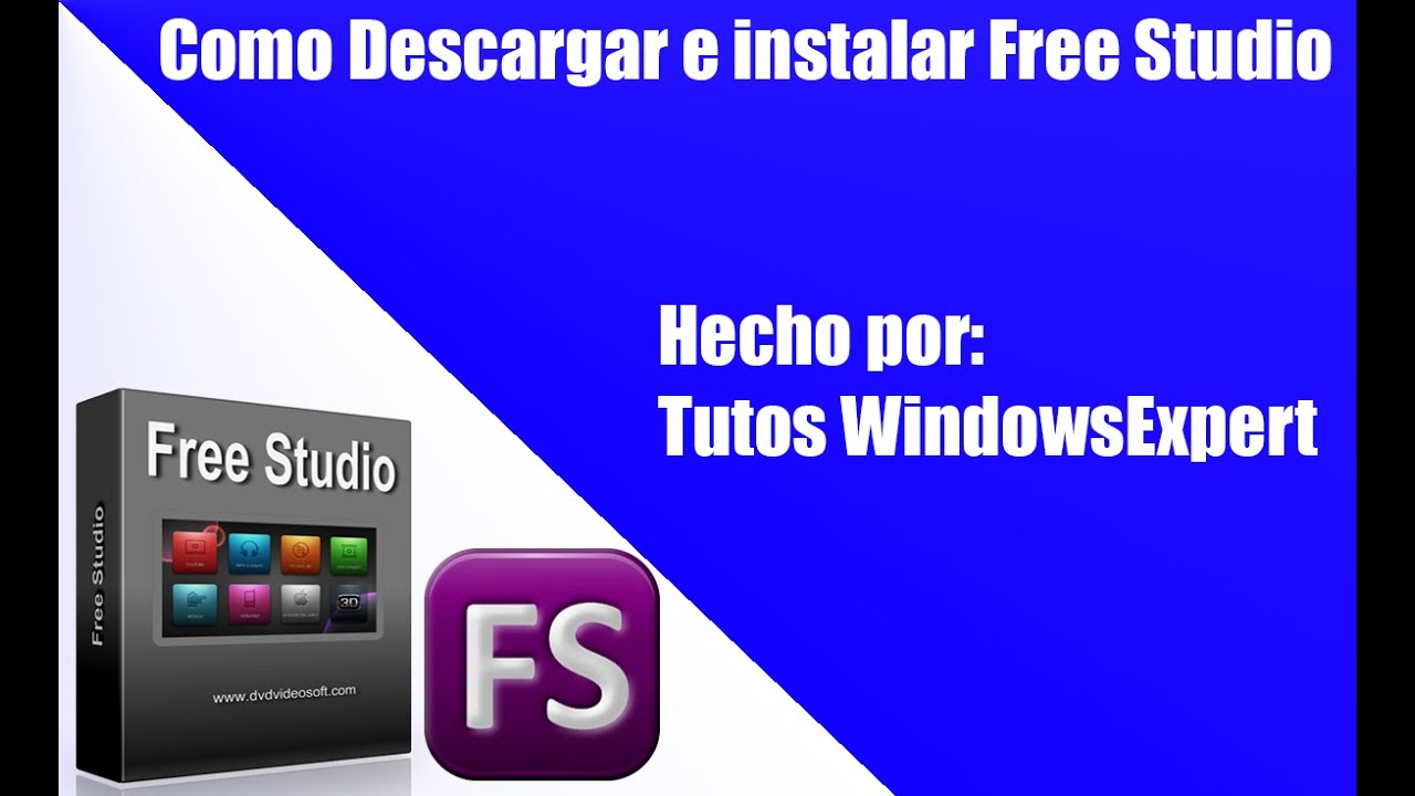 descargar gratis free studio manager en espa?ol