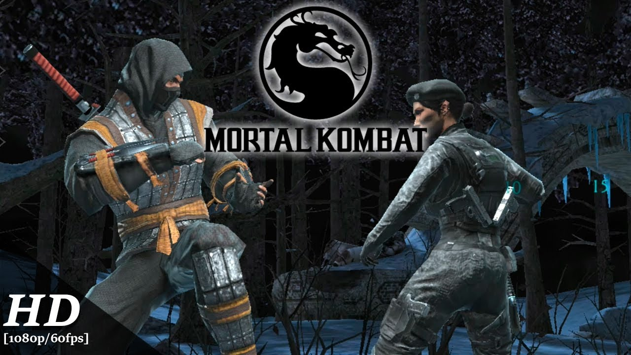 mortal kombat x android download apk data