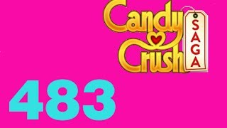 candy crush saga livello level 483