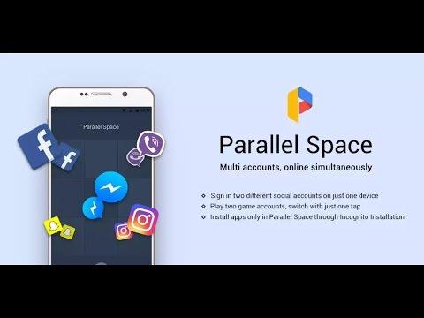 [App รีวิว] Parallel Space เล่น Facebook เล่น Line และแอพอื่นๆ พร้อมกัน 2 บัญชีได้ในเครื่องเดียว!!