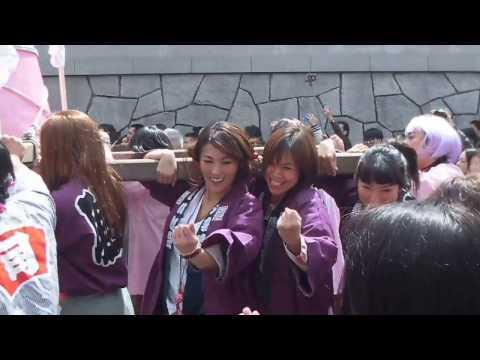 かなまら祭り 2017