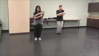 "Group 1 Crew ""Forsaken"" choreography by Monica and Anthony Regalado"