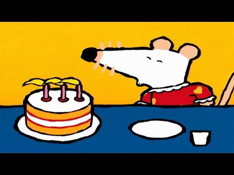 Maisy Mouse Official | 🎂 Birthday🎂|  English Full Episode | Cartoon For Kids