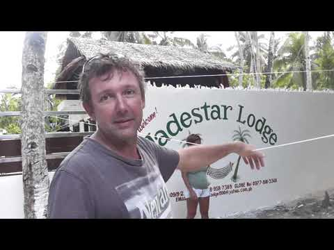 Ben, OZ fisherman building home (Siargao Island) Philippines