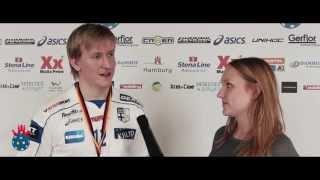 U19 WFC 2013: Interview with Petro Rautio (Finland)