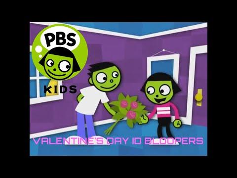 PBS KIDS Valentine's Day ID Bloopers (My Version)